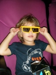 Watching Imax in 3-D