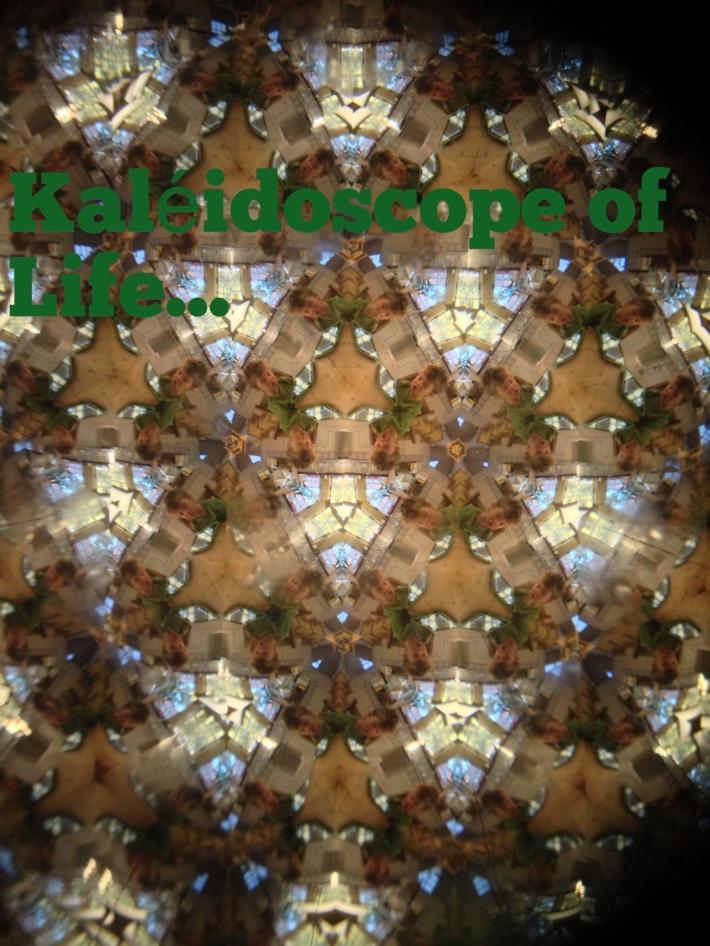 Ozzie's new kaleidoscope...